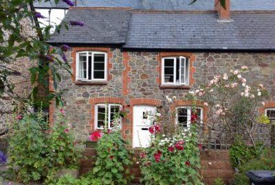 Magnolia Cottage exterior