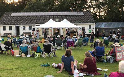 Evening of Summer Song – Porlock Recreation Ground