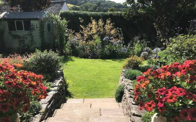 Gardens delight in Porlock